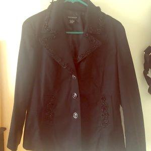Stunning blazer embellished